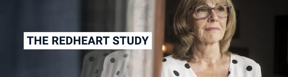 MediBlurb and RedHeart Study